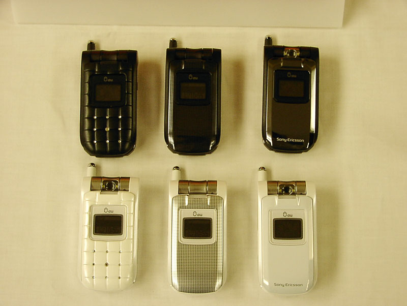 New Sonyericsson phone for Japan