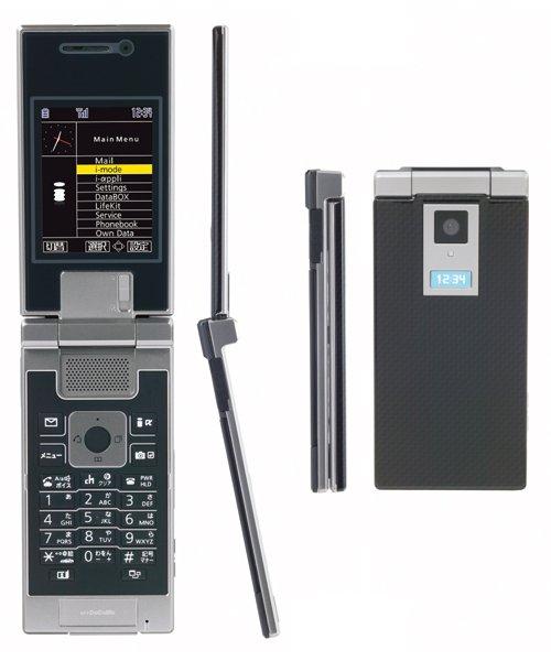 DoCoMo将于2月9日发售「P703iμ」「SH703i」「D800iDS」 - corsair.ll - 只谈日本手机 国内首个日本手机专属频道