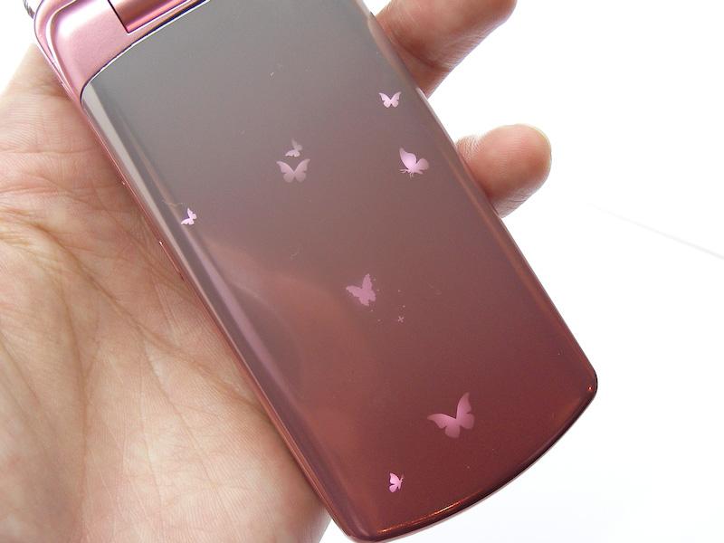 FOMA SO704i(索尼爱立信)「芬芳魅影·梦幻面板手机」 - collins. - 只谈日本手机 国内首个日本手机专属频道