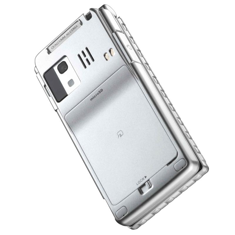 au W65K(京瓷) - 只谈日本手机 - 只谈日本手机 国内首个日本手机专属频道