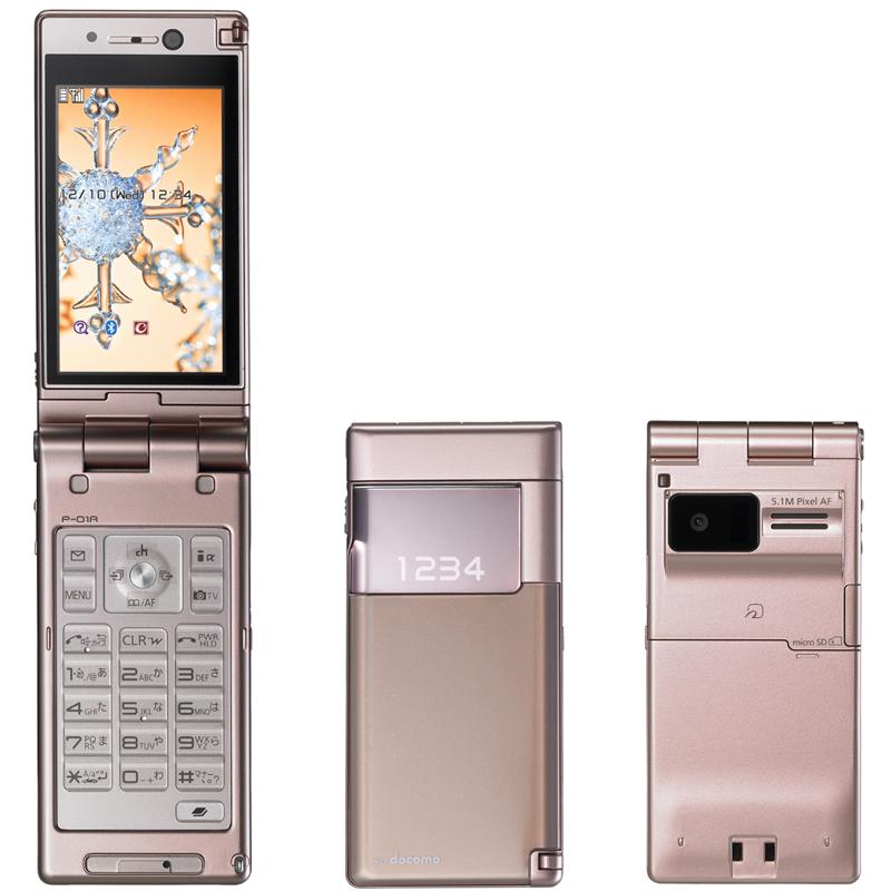 P-01A(松下)——最高人气P906i再进化 双向键盘VIERA手机 - 只谈日本手机 - 只谈日本手机 国内首个日本手机专属频道