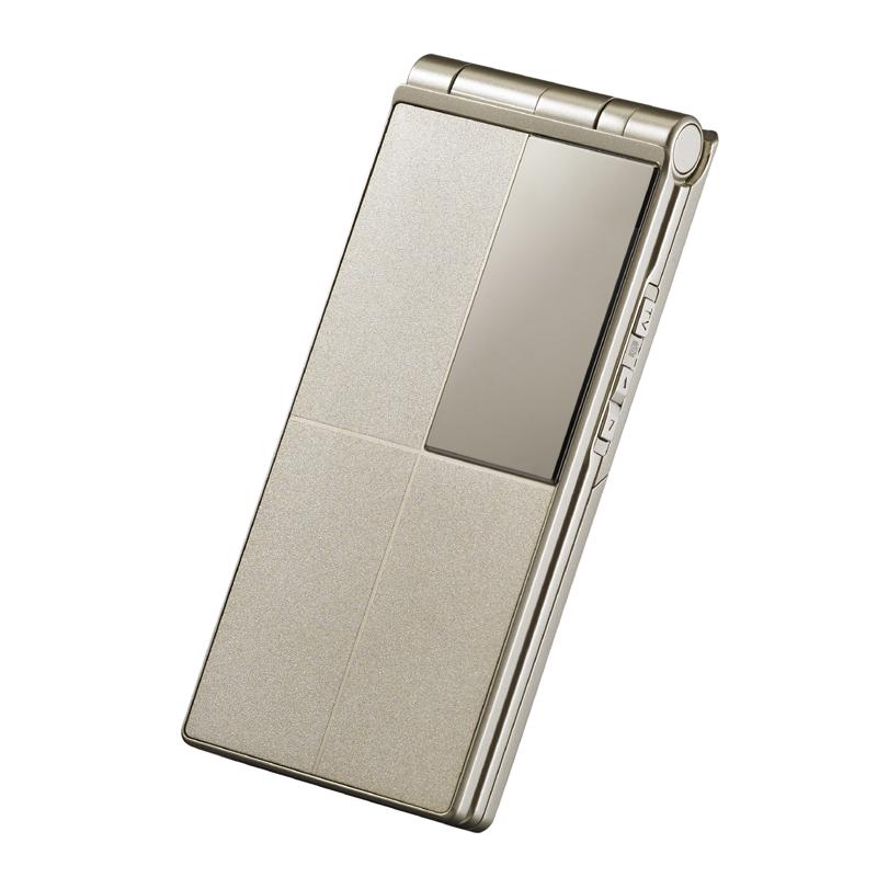 F-04A(富士通)——金属质感 纤薄防水商务手机 - 只谈日本手机 - 只谈日本手机 国内首个日本手机专属频道