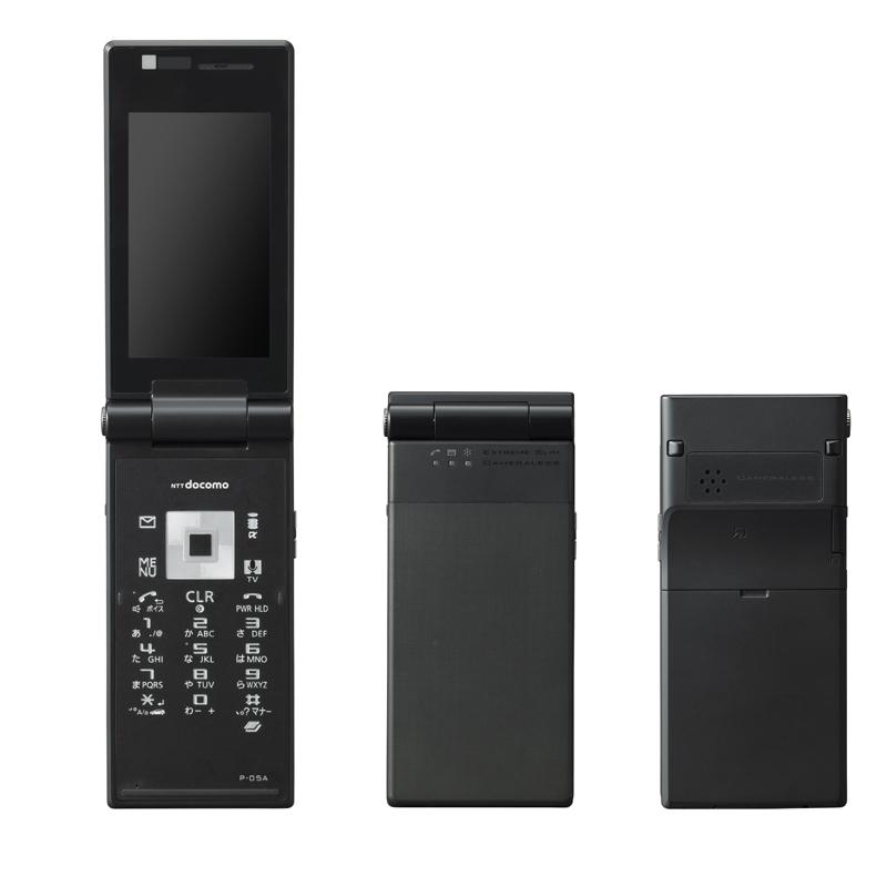 P-05A(松下)——P-04A无摄像头版 超薄商务向手机 - 只谈日本手机 - 只谈日本手机 国内首个日本手机专属频道