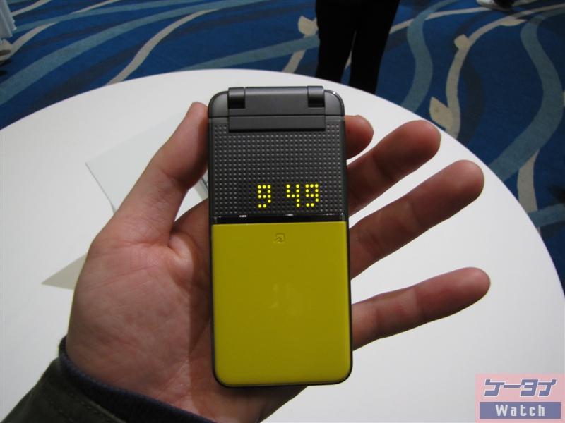 au CA001(卡西欧) - 只谈日本手机 - 只谈日本手机 国内首个日本手机专属频道