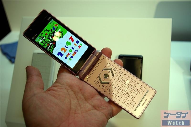 au T001(东芝) - 只谈日本手机 - 只谈日本手机 国内首个日本手机专属频道
