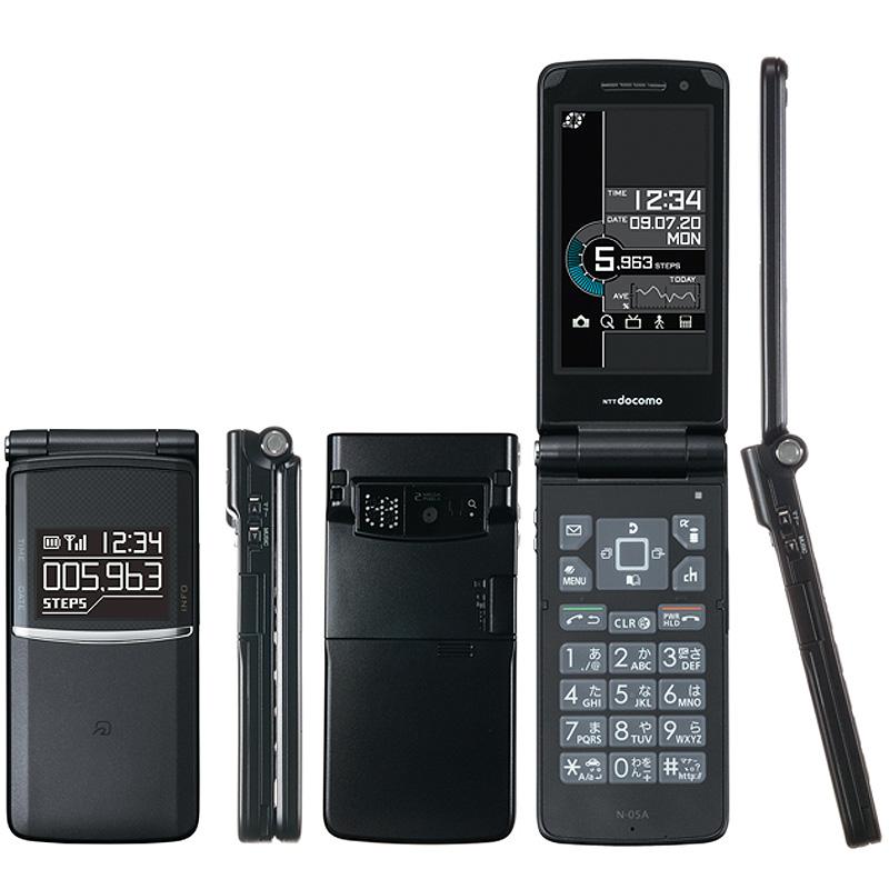 DOCOMO N-05A(NEC) - 只谈日本手机 - 只谈日本手机 国内首个日本手机专属频道