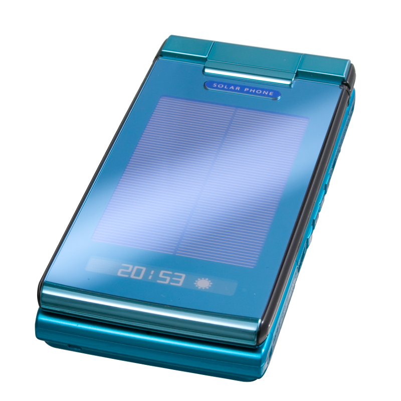 au SOLAR PHONE SH002(夏普) - 只谈日本手机 - 只谈日本手机 国内首个日本手机专属频道