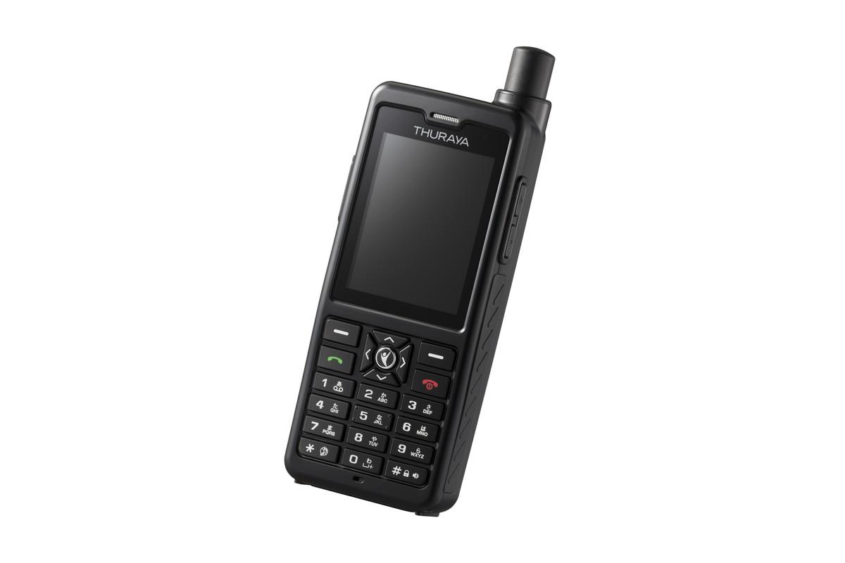 衛星携帯電話の501TH、Thuraya XT-PROの日本語対応モデル(3/12)