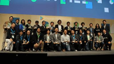 2016年のgoogle play ベストアプリは abematv ベストゲームは