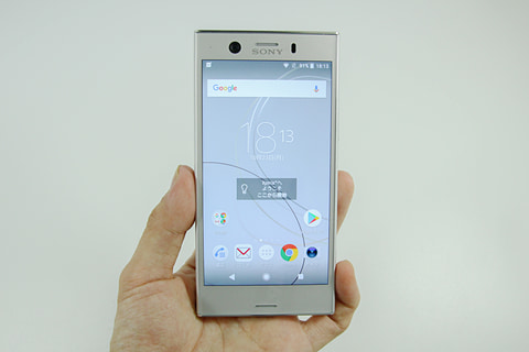 xperia xz1 compact so 02k ケータイ watch