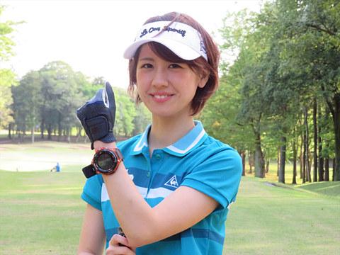 83a49579ec スマートウォッチでゴルフが上達? 一押しゴルフアプリをカシオが紹介 - ケータイ Watch