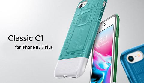 12481a511d Classic C1は、1998年に発売されたiMac G3のデザインをイメージしたiPhoneケース。ケースの外側は、内部が透けているような作りで、内側はiMac  G3の発表時に使われ ...