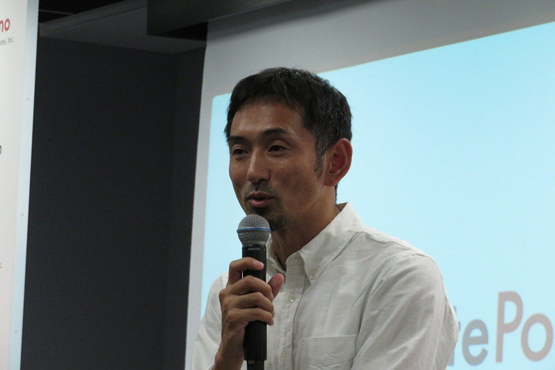 Deportare Partners CEO 為末 大氏
