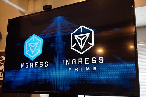 Ingress Prime Map
