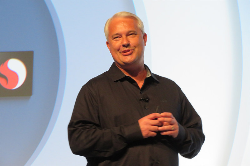 Qualcomm TechnologiesでSenior Vice President, Product Managementを務めるKeith Kressin氏