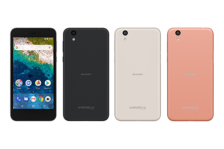 SoftBank Android One S3