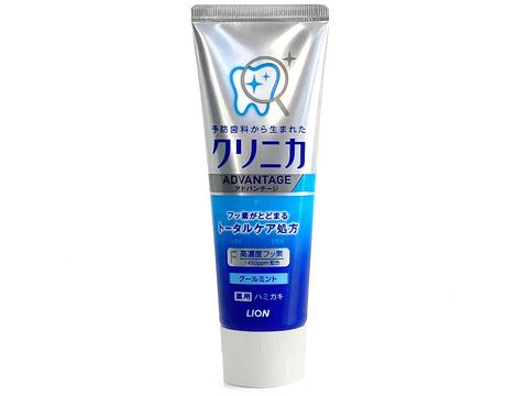 歯磨き粉 フッ素