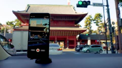 Google マップ ストリート ビュー 見方