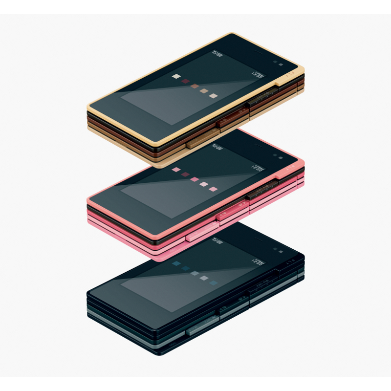 au iida PLY - 只谈日本手机 - 只谈日本手机 国内首个日本手机专属频道