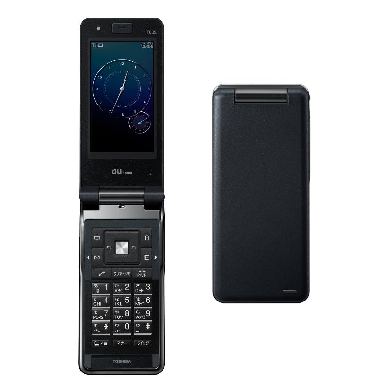 au T003(东芝) - 只谈日本手机 - 只谈日本手机 国内首个日本手机专属频道