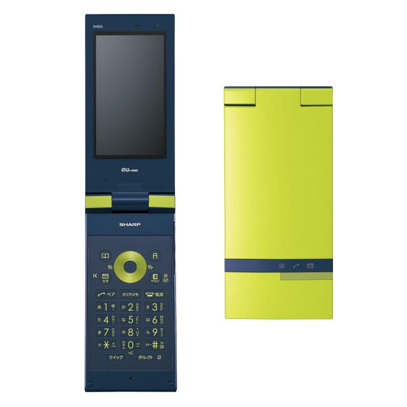 au SH005(夏普) - 只谈日本手机 - 只谈日本手机 国内首个日本手机专属频道