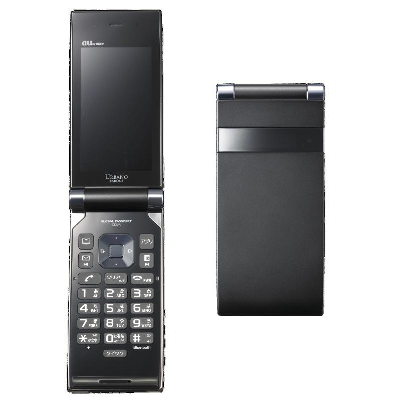 au URBANO BARONE(索尼爱立信) - 只谈日本手机 - 只谈日本手机 国内首个日本手机专属频道