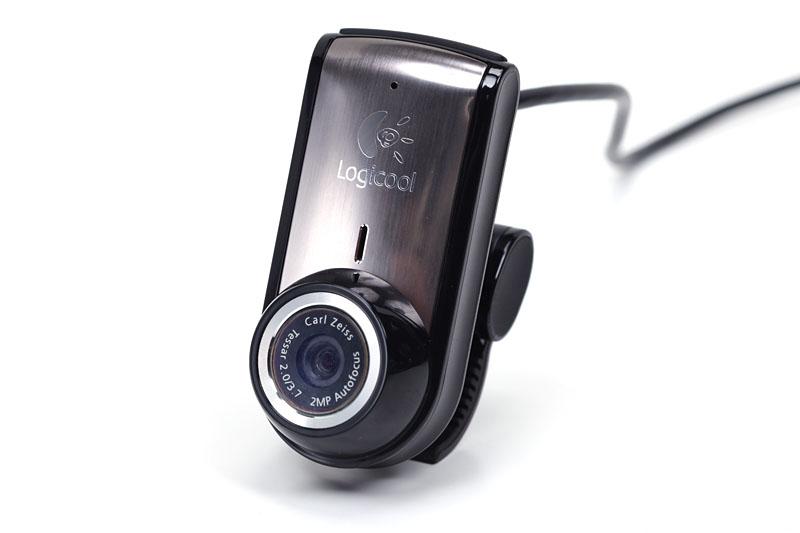 ロジクールの200万画素Webカメラ3機種を試してみた(3/36)