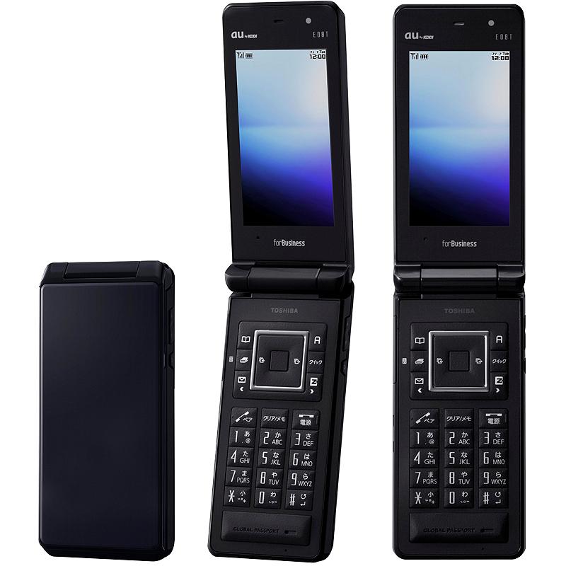au E08T(东芝) - 只谈日本手机 - 只谈日本手机 国内首个日本手机专属频道