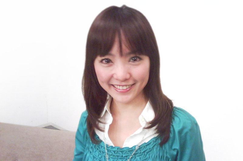 お相手の神田有希子さん@収録