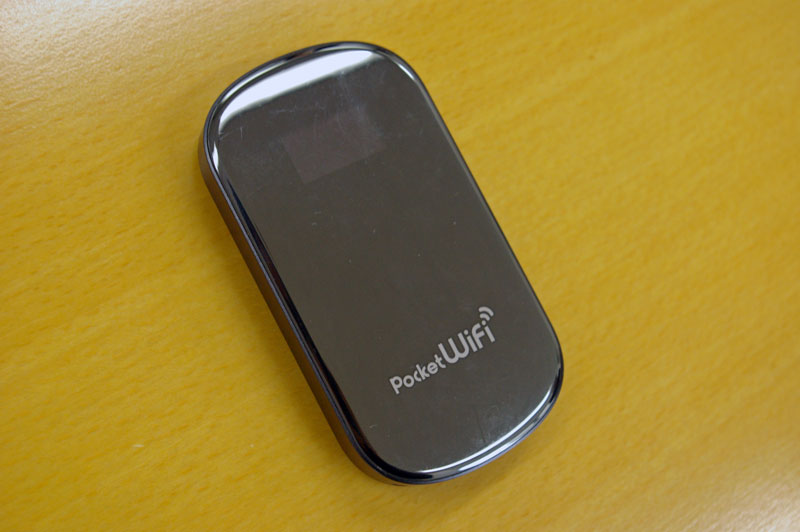 主力のPocket WiFi(GP02)