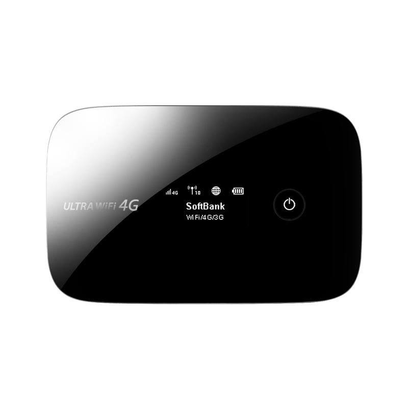 4G対応ルーター「102HW」 : 【SoftBank】ソフトバンク 2012夏の9機種 ...
