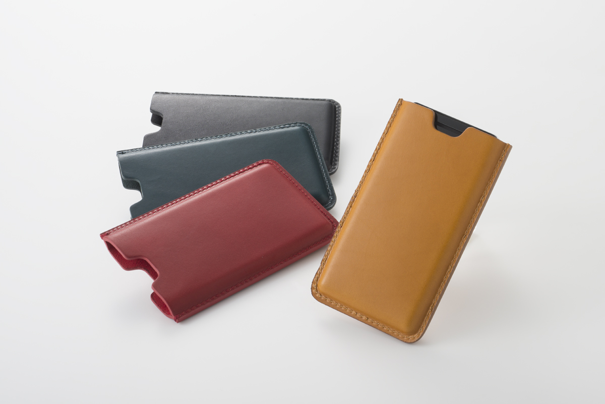「A×2G Premium Leather Case Hard Type for Xperia AX/Xperia VL」