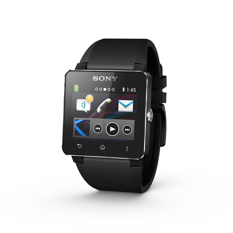Xperiaと連携させられる腕時計「SmartWatch 2 SW2」