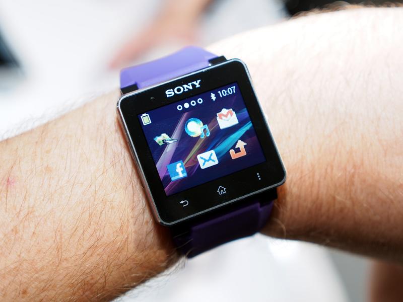 [画像]ソニーモバイルは「Xperia Z Ultra」を展示、Purpleも披露(14/19)