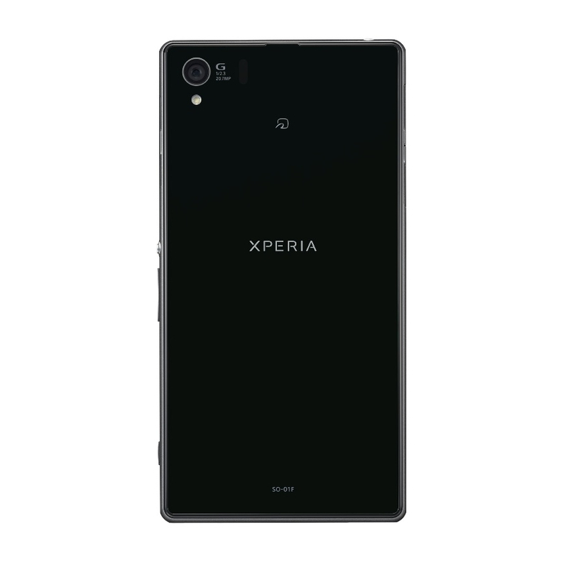 「Xperia Z1 SO-01F」 Black