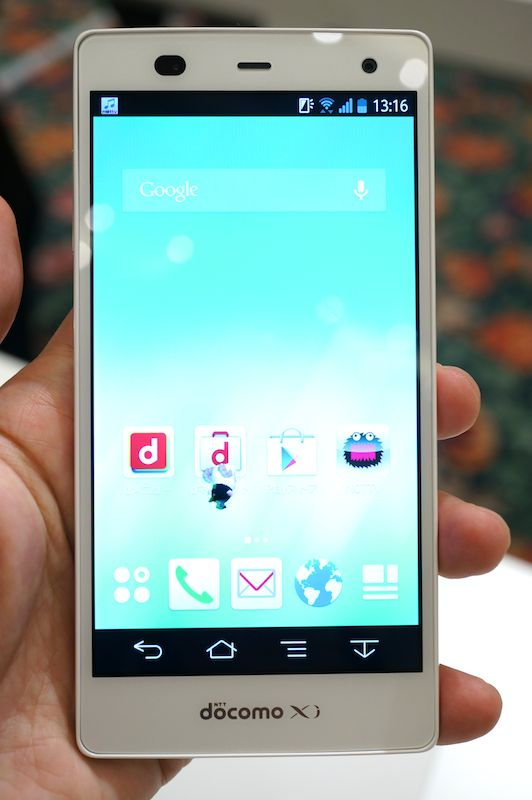Docomo Fujitsu F01F (F-01f) điện thoại sky hàn quốc nhật bản