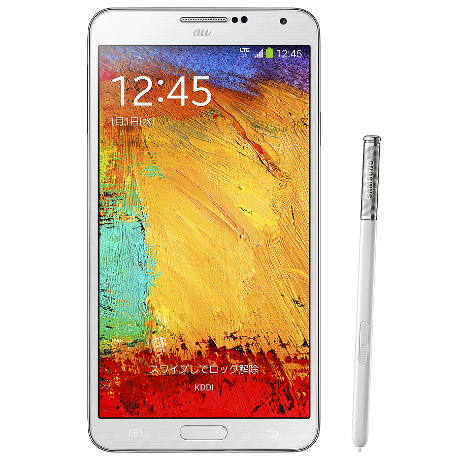 「GALAXY Note 3 SCL22」