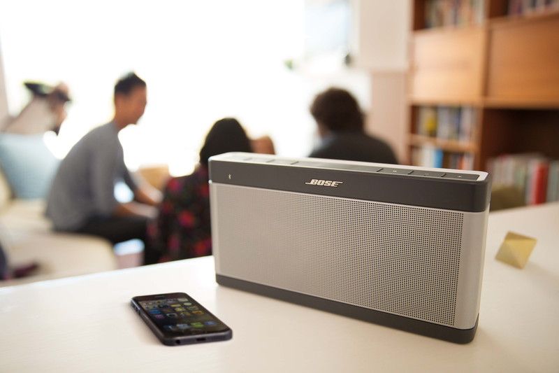 「SoundLink Bluetooth speaker III」