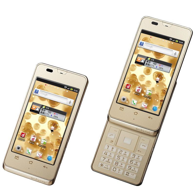 AQUOS PHONE slider SH-02D