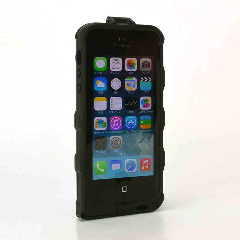 「WATERPROOF IC CARD CASE for iPhone 5s/5」