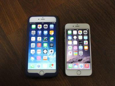 95c15c3ec8 ソフトバンクの回線維持のためにiPhone 6を購入。iPhone 6 Plusと比べると持ち心地が格段にいいです