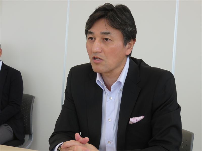 画像]サムスン電子ジャパンCOO堤...