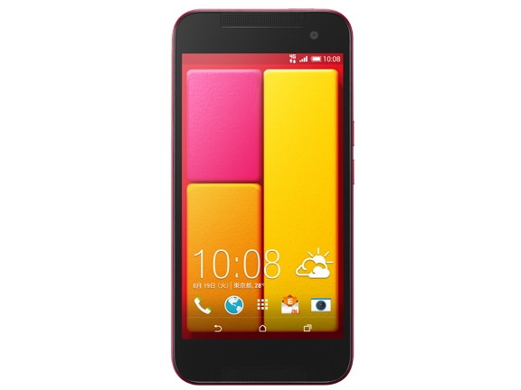 「HTC J butterfly HTL23」