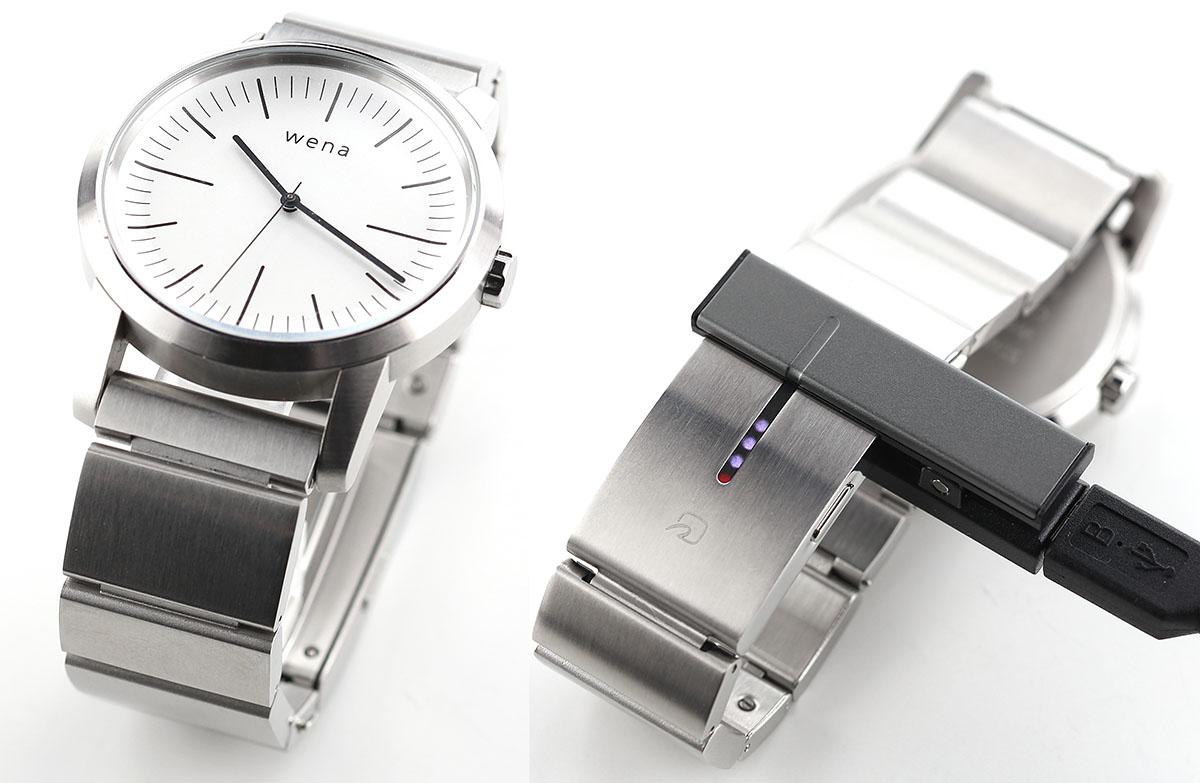 52503b8188 [画像]技ありスマートウォッチ「wena wrist」を使ってみた(2/42) - ケータイ Watch