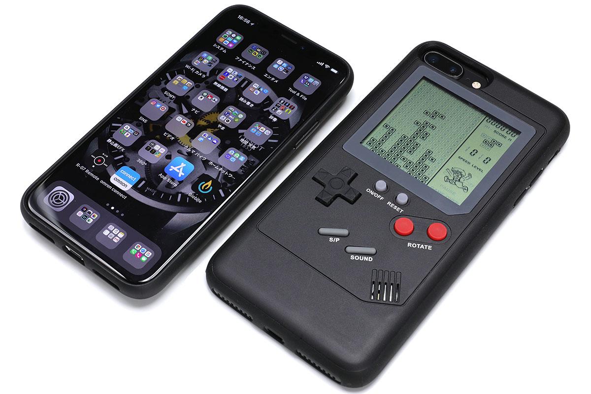32116da2d7 iPhoneをゲームボーイ化するジャケット! - ケータイ Watch