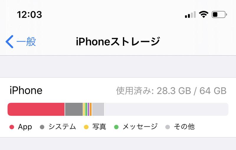 アイフォーン ストレージ その他 IPhone や iPad で「その他」ストレージを解放する