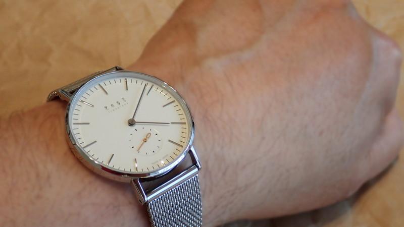 uk availability b7957 32d36 良質一番の腕時計「Knot」 - ケータイ Watch Watch