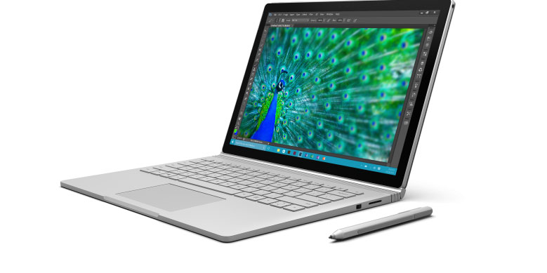Windows 10搭載の「Surface Book」2月4日発売、20万円~
